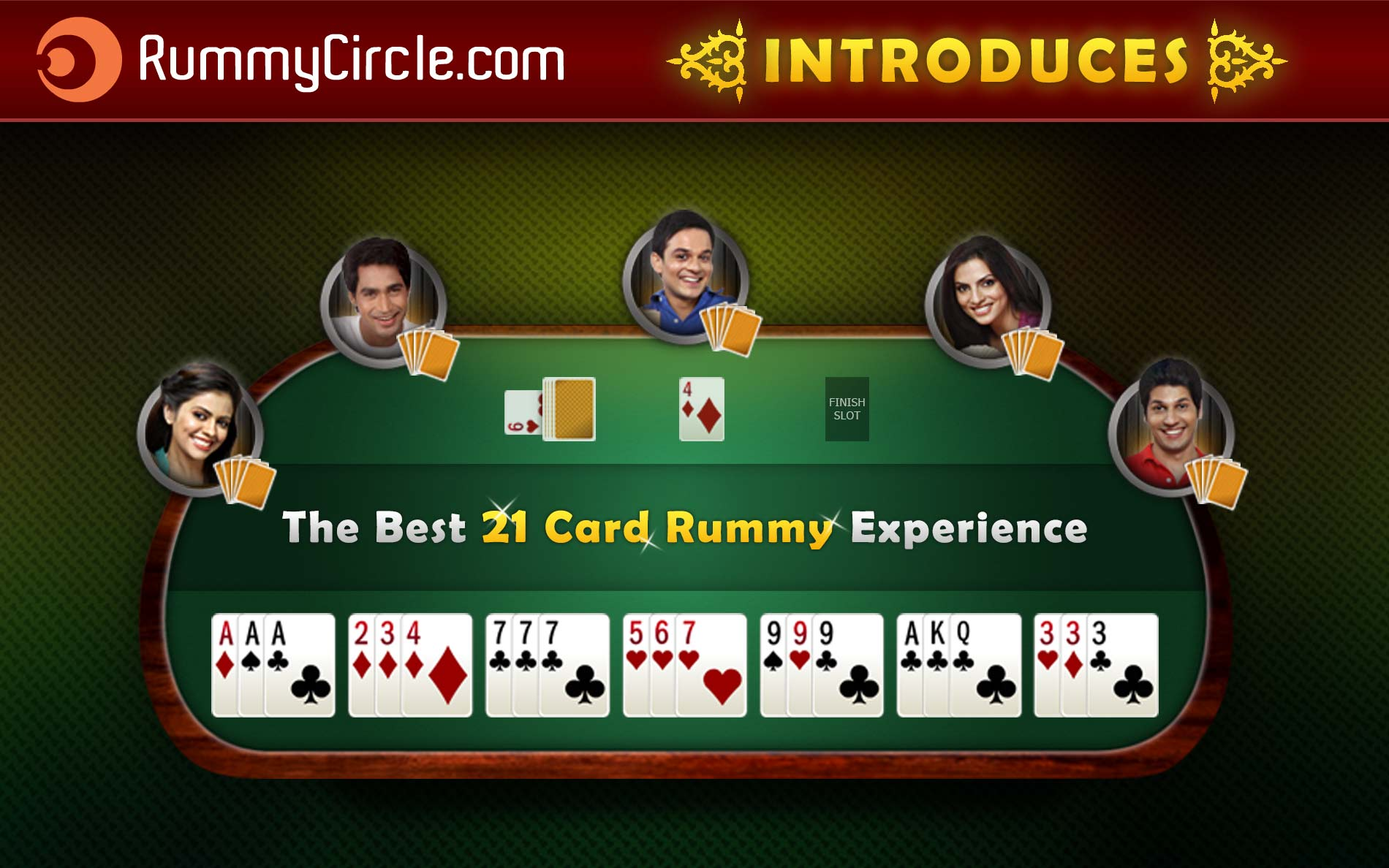 RummyCircle Introduces 21 Card Rummy