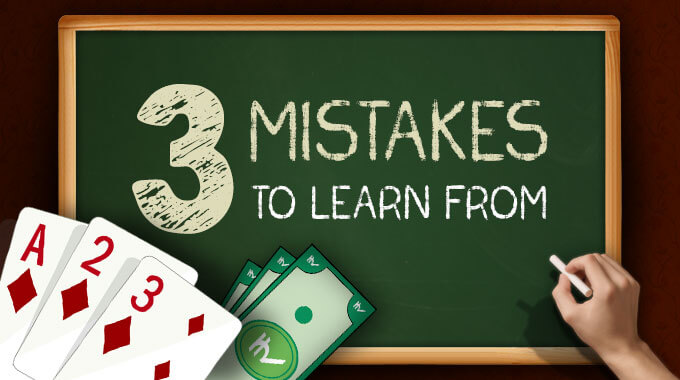 3 mistake that keep you away to win rummy