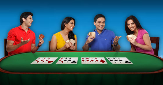 Rummy is Best time pass in summer