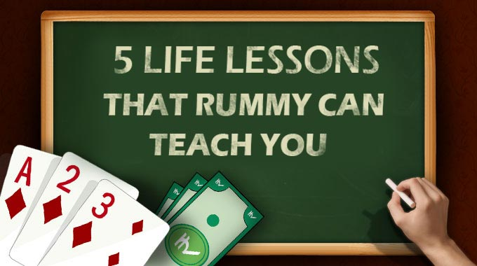 5 rummy lesson