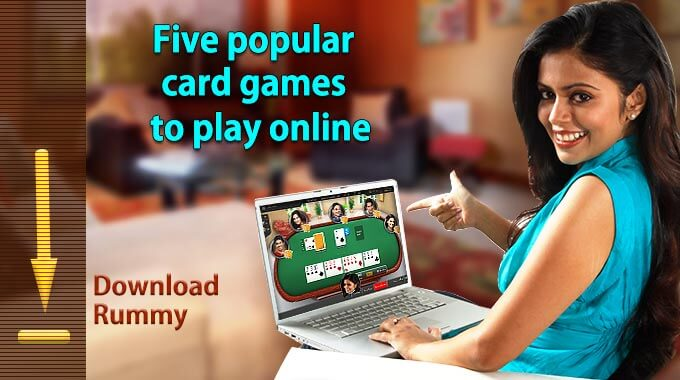 Five-popular-card-games-to-play-online