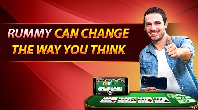 how can rummy change the way you think