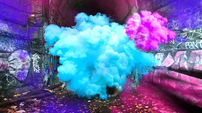 Colour Bombs
