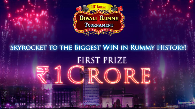 Diwali Rummy Tournament 2018