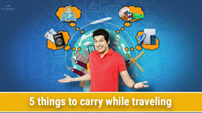 Fun Things To Carry On Your Next Trip