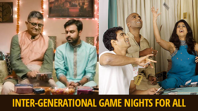 Inter-Generational Game Nights For All
