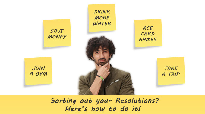 Sorting Out Your Resolutions