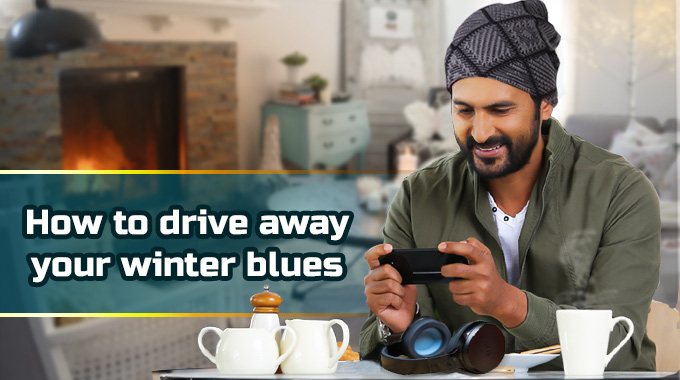 How To Drive Away Your Winter Blues