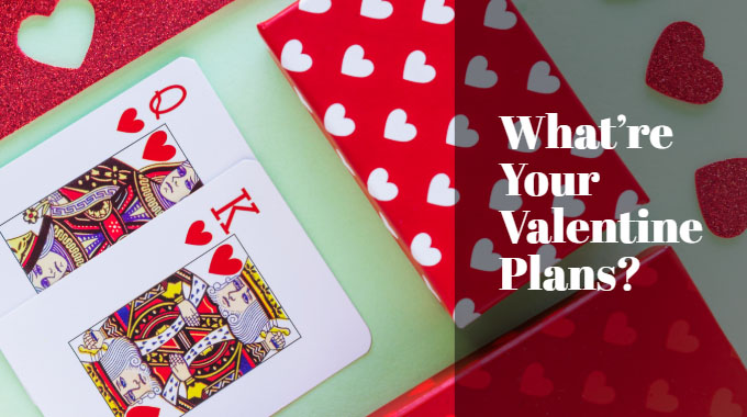 Valentine Plans