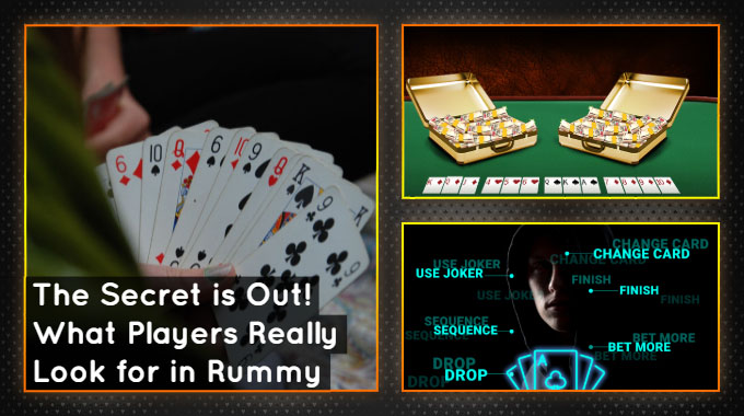 What Players Really Look For In Rummy