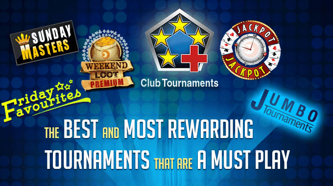 Best Rewarding Must Play Tournaments