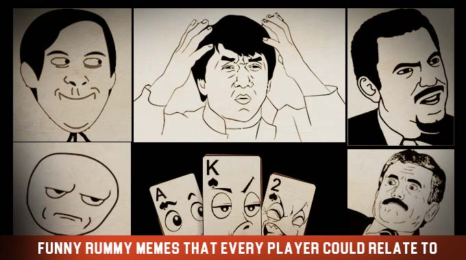Funny Rummy Memes That Every Player Can Relate To