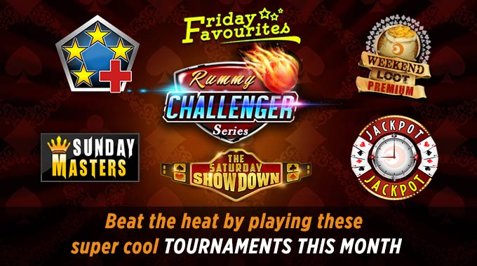 Super Cool Tournaments this Summer