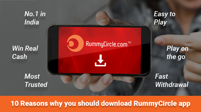 10 Reasons To Download RummyCircle App