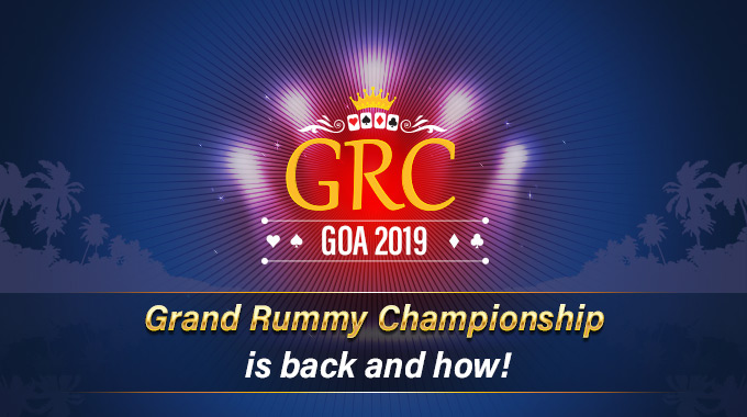 Grand Rummy Championship Is Back