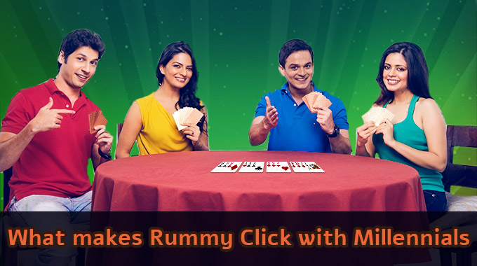 What Makes Rummy Click With Millennials