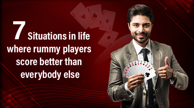 Situations Where Rummy Players Score Better