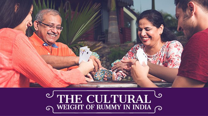 The Cultural Weight Of Rummy In India
