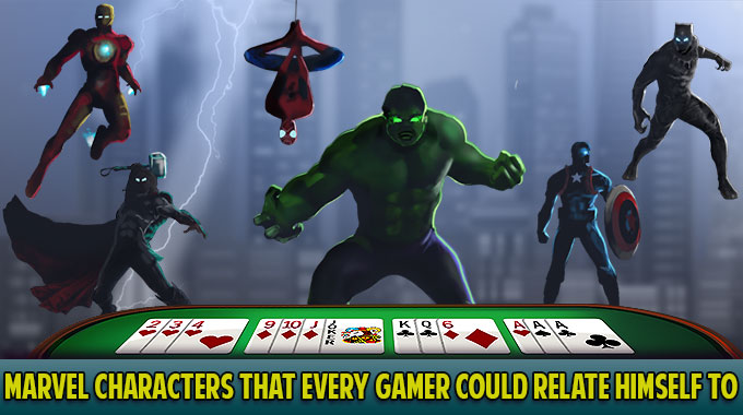 Marvel Characters That Every Gamer Can Relate Themselves To