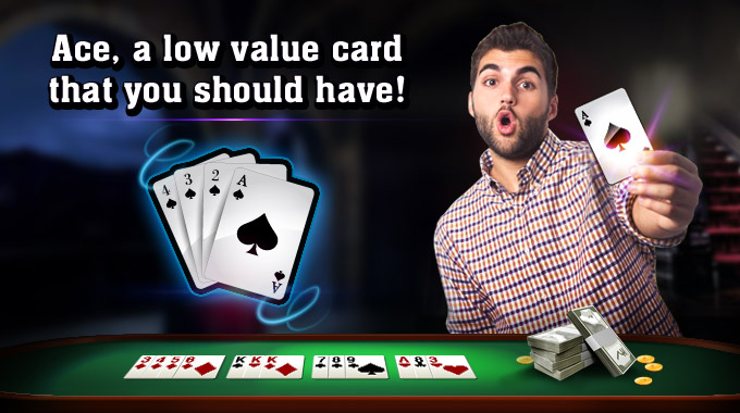 Ace-A Low-Value Card That You Should Have In Rummy