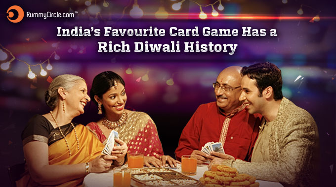 India's Favourite Card Game Rummy Has A Rich Diwali History
