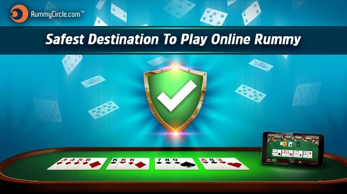 Safest Destination To Play Online Rummy