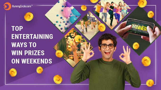 Top Entertaining Ways To Win Prizes