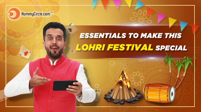 Essentials To Make This Lohri Festival Special