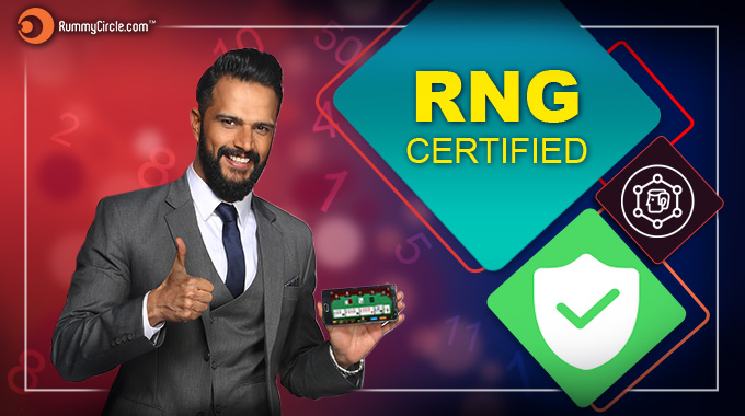 Play Rummy On RNG Certified Platforms