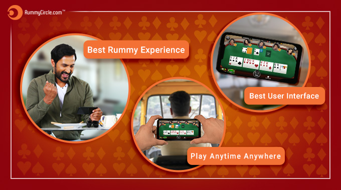 3 Reasons To Enjoy The Ultimate Rummy Action On The App
