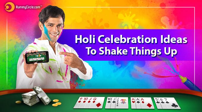 Holi Celebration Ideas To Shake Things Up