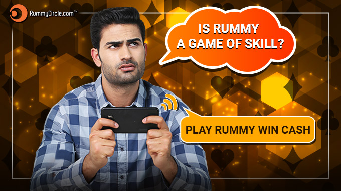 Is Rummy A Game Of Skill?