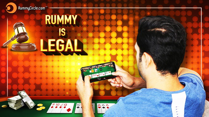 Is Online Rummy Legal In India