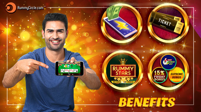 Club Players: Perks For Loyal Rummy Players