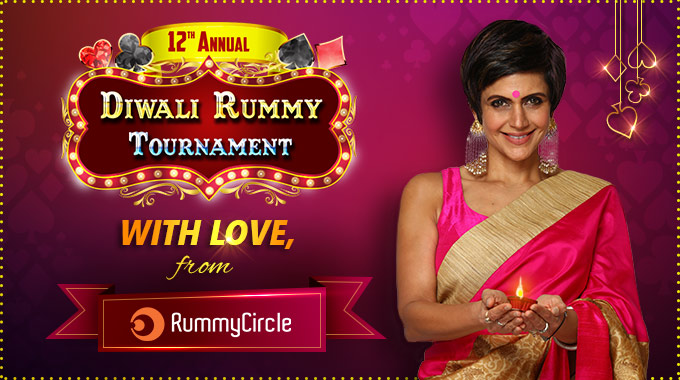 Diwali Rummy Tournament – With Love, from RummyCircle