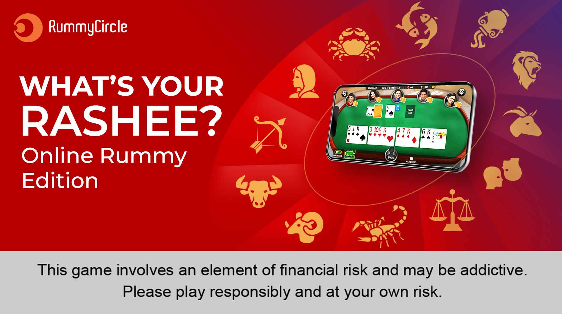 WHAT'S YOUR RASHEE? ONLINE RUMMY EDITION